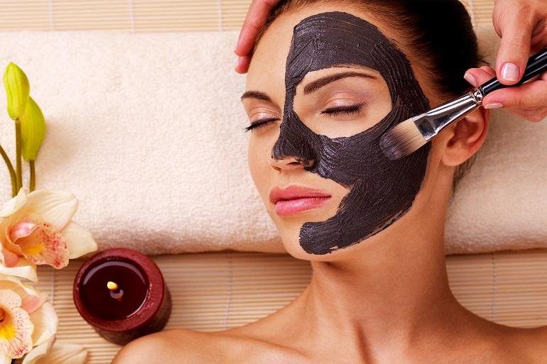 Легкие маски для лица на основе глины