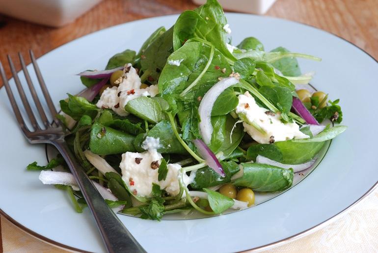 Кресс-салат для здоровья. Красота внутри и снаружи