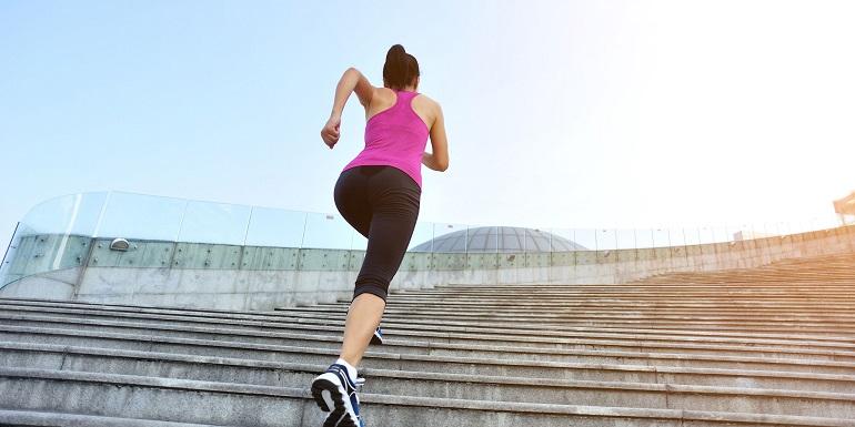 Бег - способ поднять настроение и сбросить вес