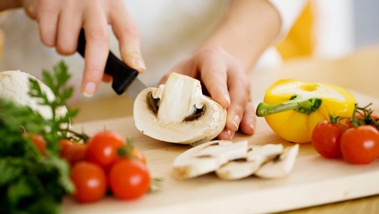 Как приготовить полезную пищу
