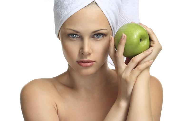 Очищение кожи лица в домашних условиях с помощью химической чистки