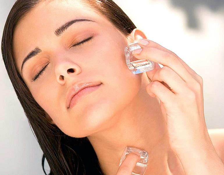 Уход за кожей лица и сохранение её молодости
