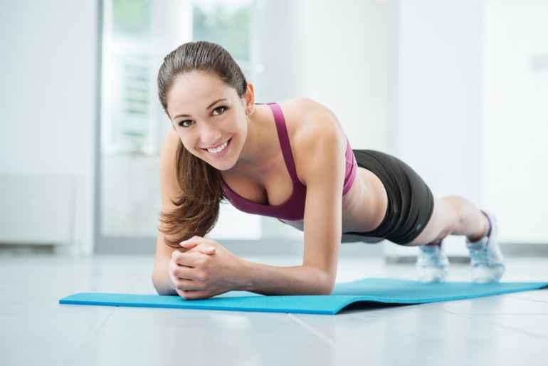Какие упражнения для сжигания жира являются наиболее эффективными
