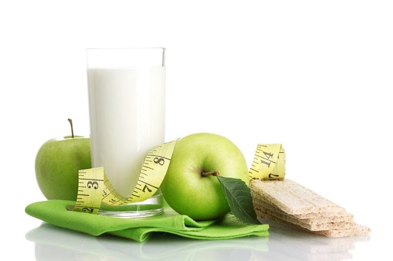 Как похудеть с помощью бесшлаковой диеты?