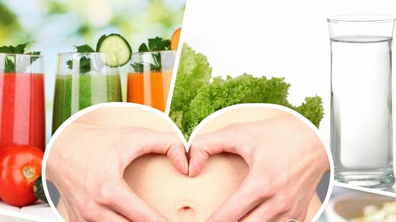 10 способов очищения организма для похудения в домашних условиях