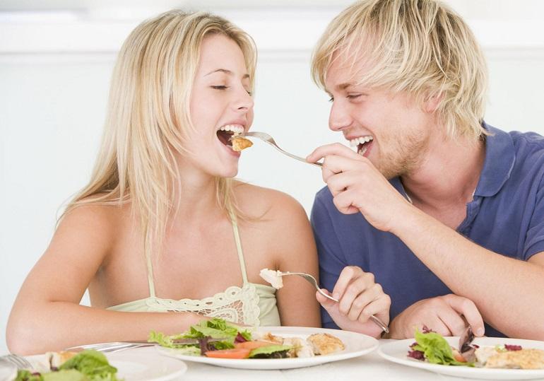 Ценные секреты полезного ужина