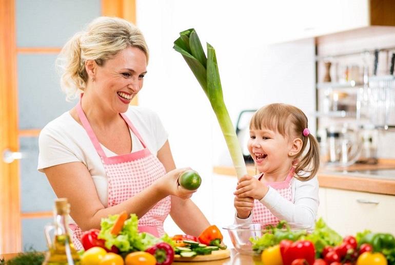 Правильное питание – залог молодости и здоровья