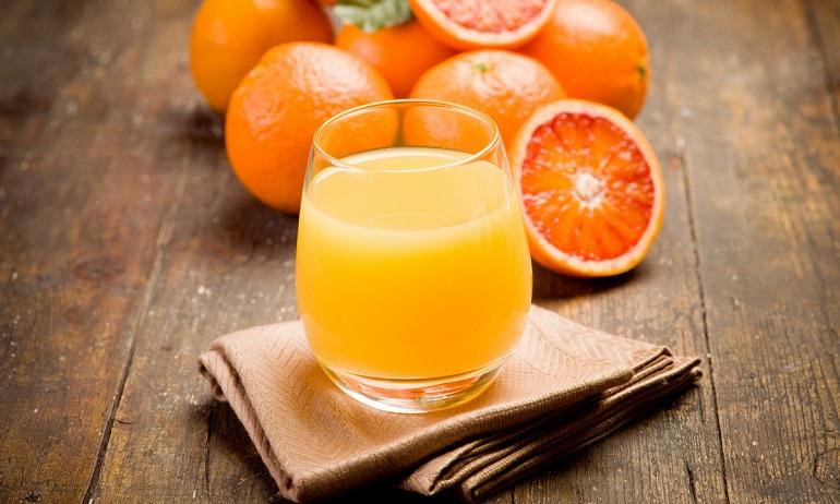 Диета с использованием апельсинового сока