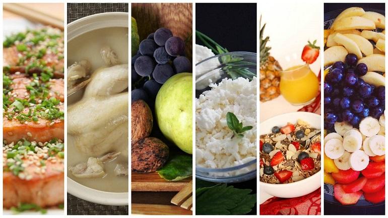 Шестидневная диета – 6 лепестков