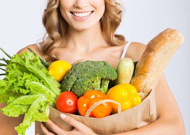 Вегетарианская диета 1200 калорий в день