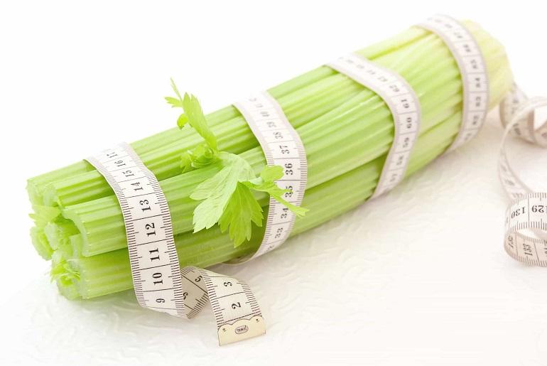Как похудеть с помощью сельдерея