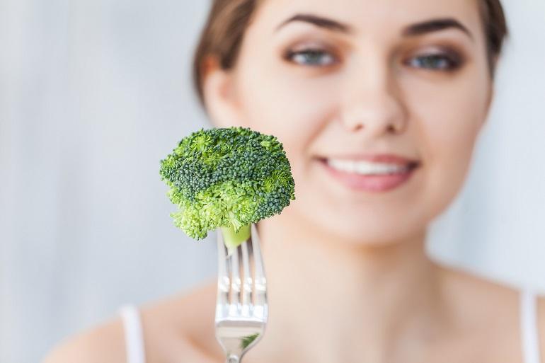 Брокколи: полезный овощ в похудении