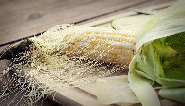 Кукурузные рыльца в похудении