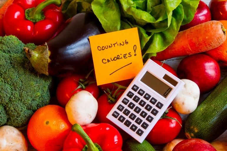 Таблица подсчета калорий для похудения