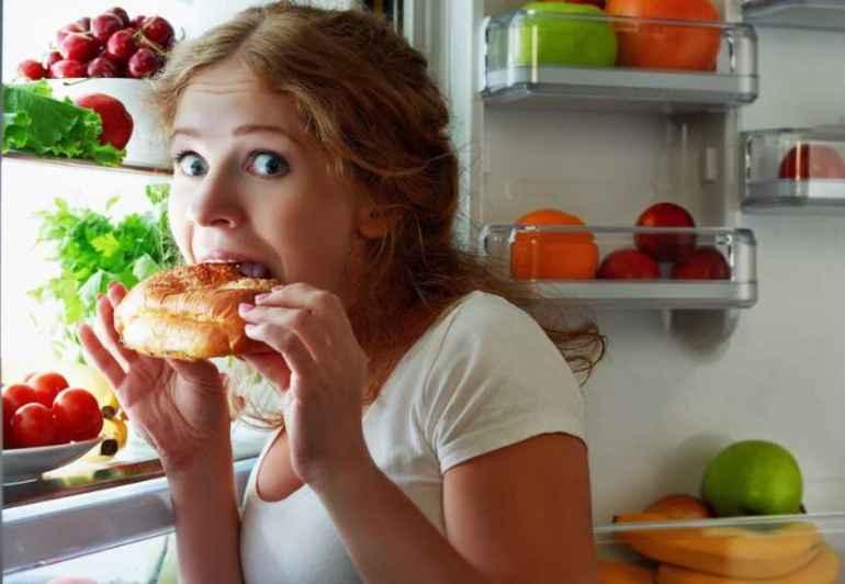 Как правильно есть жирную пищу и не толстеть