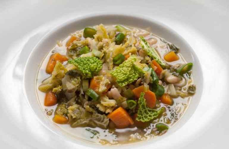 Как приготовить супер суп для сжигания жира на любой диете