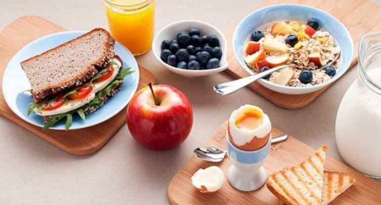 Как правильно есть белковую пищу на завтрак чтобы похудеть