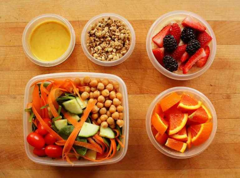 Еда для похудения эффективная