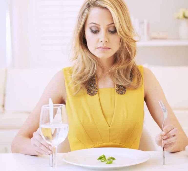 10 весомых аргументов против голодания на диете