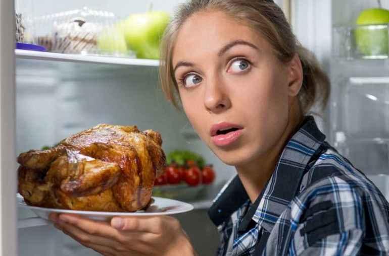Холодная диета: кто ест только продукты из холодильника и как это помогает похудеть