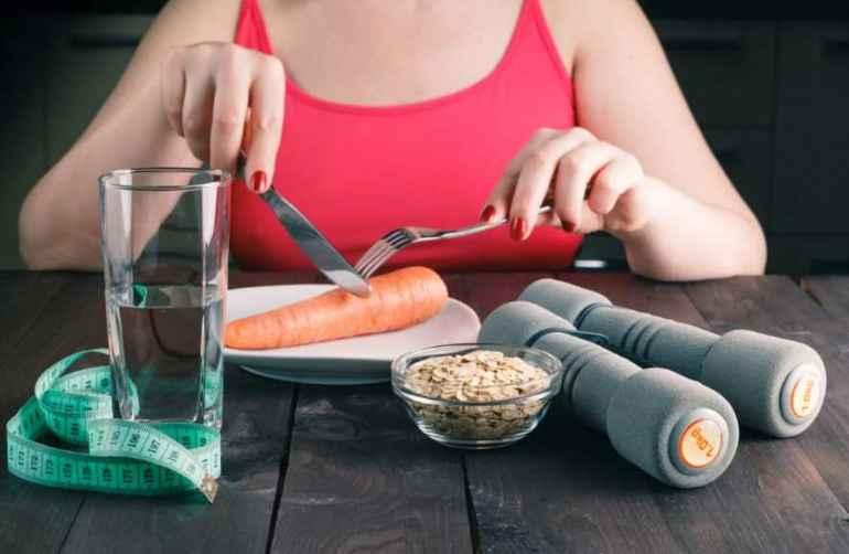 10 вещей, которые помогают оставаться в форме на диете