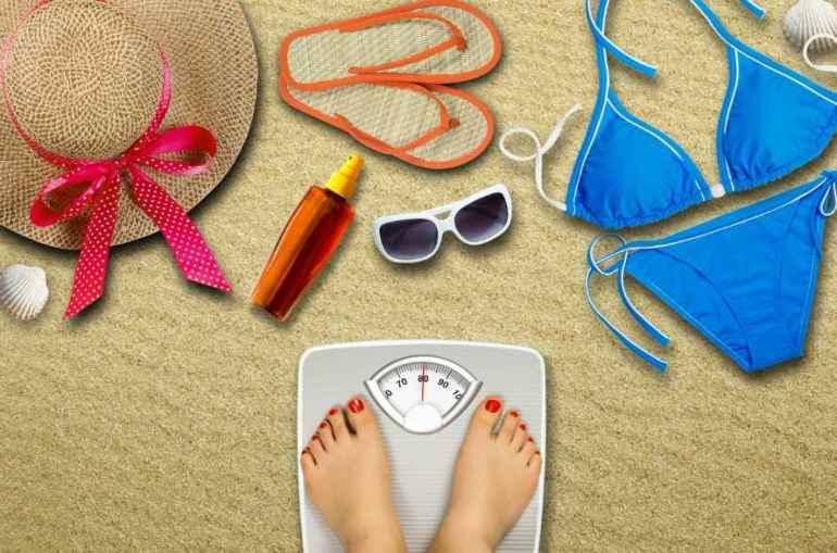 Как быстро сбросить лишние килограммы, привезенные из отпуска