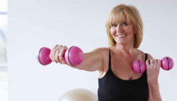 Правила поддержания фигуры для женщин старше 50 лет