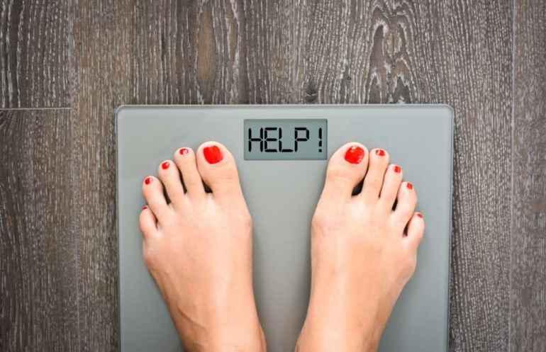 10 ошибок, удерживающих вес на месте