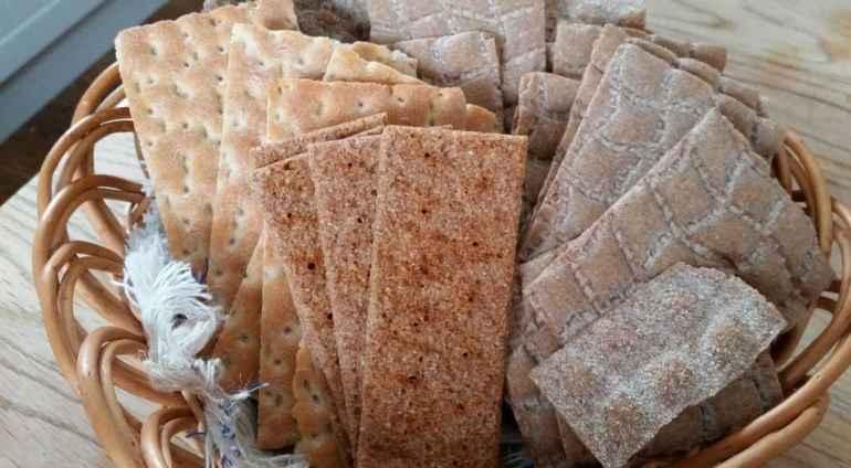 Чем заменить хлеб чтобы не набирать калории на похудении