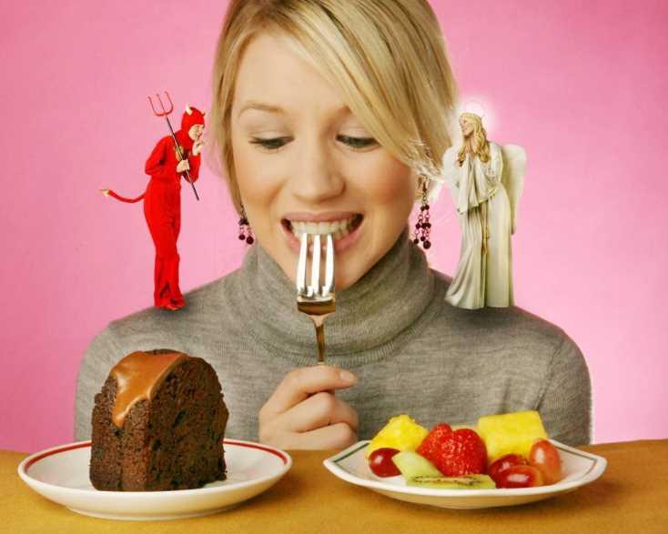 Где взять мотивацию для похудения тем, кто очень любит вредную еду