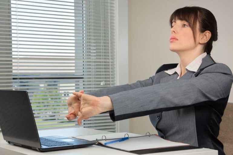10 способов похудеть даже на сидячей работе