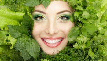 Как приготовить травяной коктейль для молодости и красоты кожи