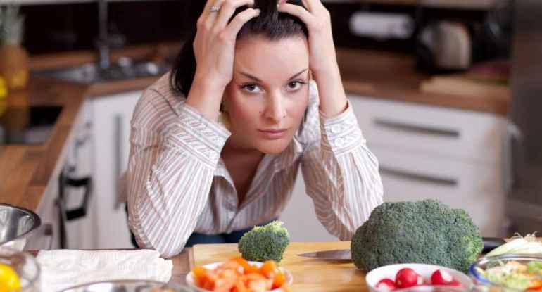 Как не думать целый день о еде придерживаясь строгой диеты