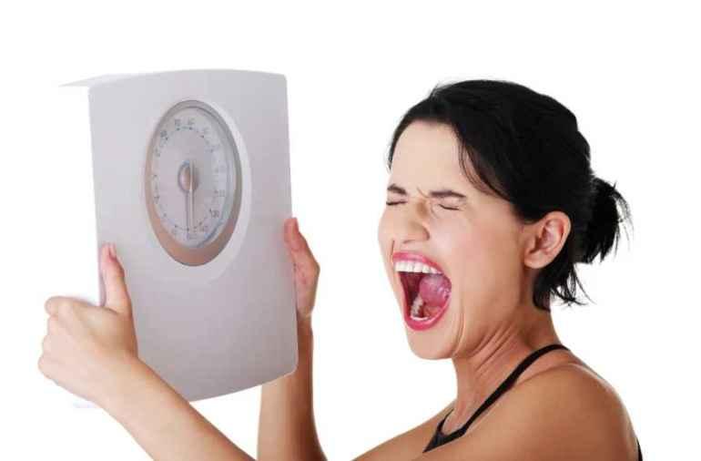 """Почему на диете вес стоит на месте и как его """"раскачать"""""""