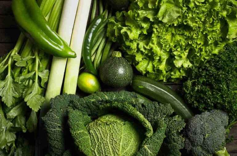 Почему любители овощей и зелени реже переедают