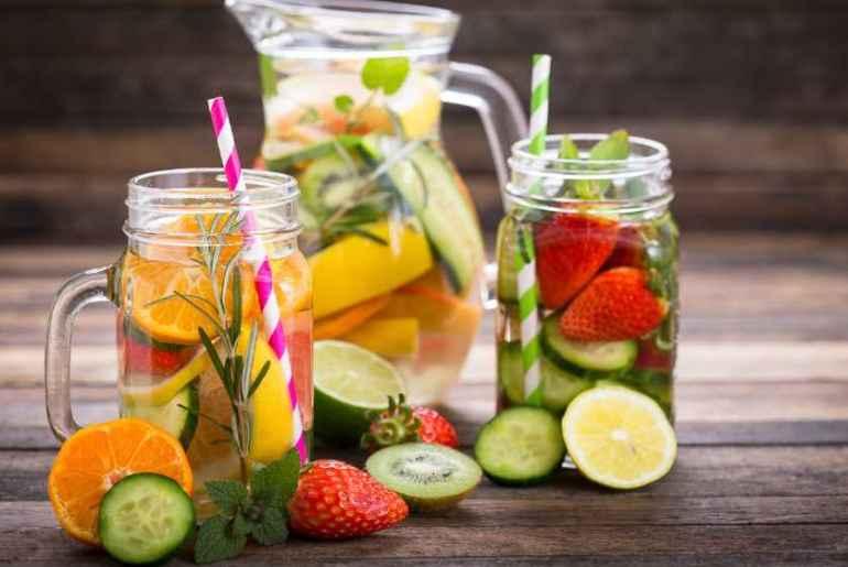 Детокс Напитки Для Похудения Отзывы. Детокс-диета для похудения — минус 9 кг за 4 дня