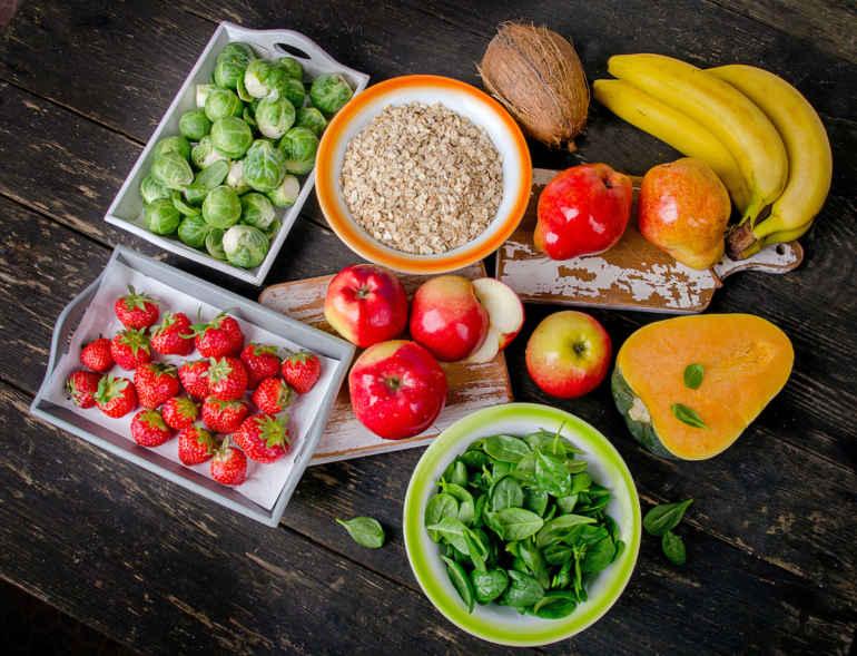 5 продуктов с высоким содержанием клетчатки, которые помогут похудеть