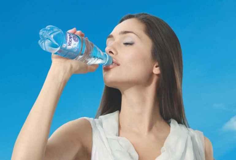 Вода для похудения: как пить воду, чтобы не хотелось есть