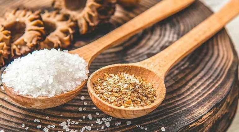 Какие пряности могут заменить соль на диете