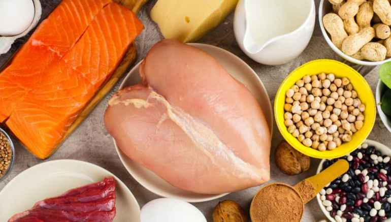 Зачем для похудения необходимо употреблять значительное количество белка на завтрак
