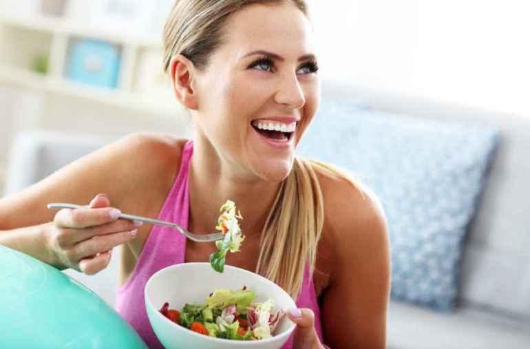Как соблюдать диету и питаться с удовольствием