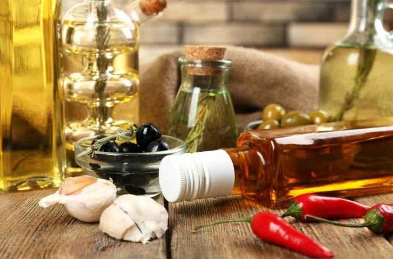 5 самых полезных масел на диете вместо привычного подсолнечного