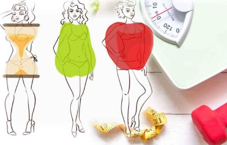 Почему правильная диета зависит от типа фигуры