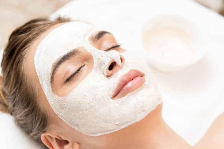 Домашняя маска-антиоксидант для увядающей кожи