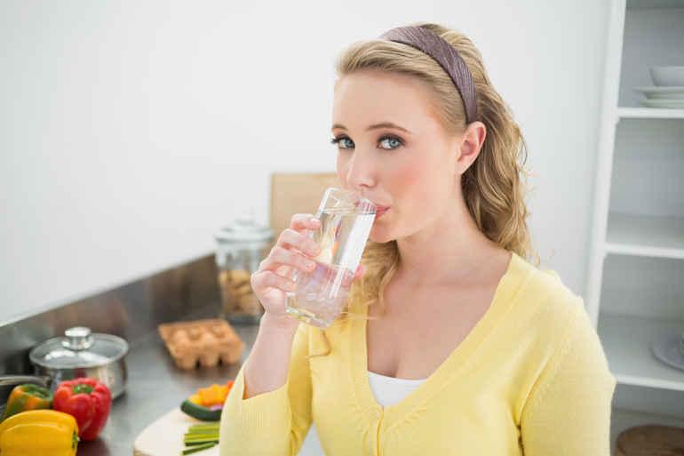 Похудеть два стакана воды перед едой отзывы