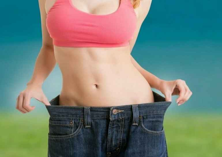 Средства похудения для девушек