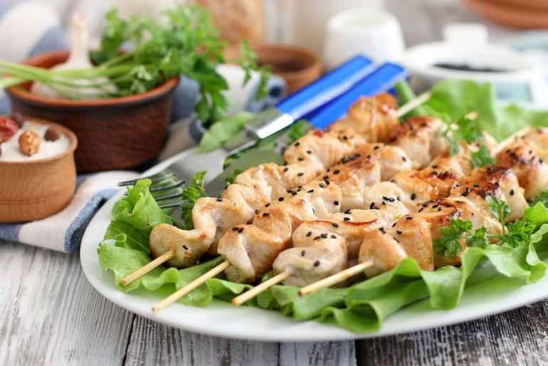 Почему шашлык на диете можно, а курицу гриль – нельзя