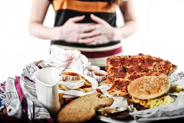Как питаться, чтобы не растянуть желудок и не разогнать аппетит