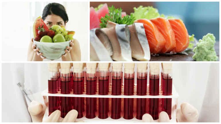 Как подобрать продукты для диеты по своей группе крови