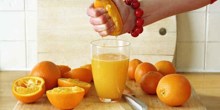 5 причин есть фрукты вместо соков